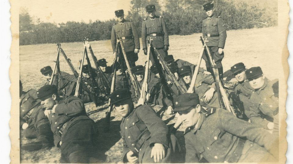 A newly released photo suggests John Demjanjuk was a Sobibor death camp guard.