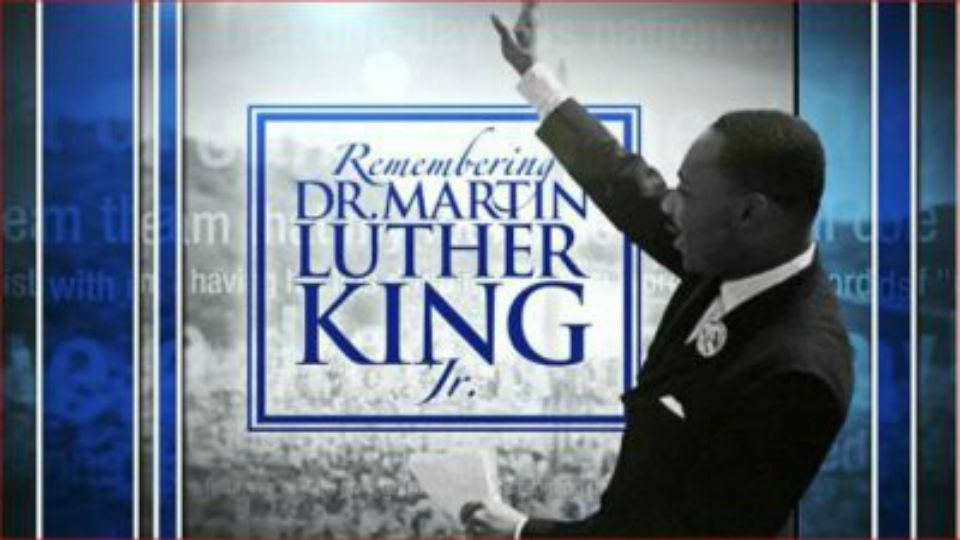 he nation is marking the legacy of Martin Luther King Jr. on the holiday memorializing the civil rights leader.