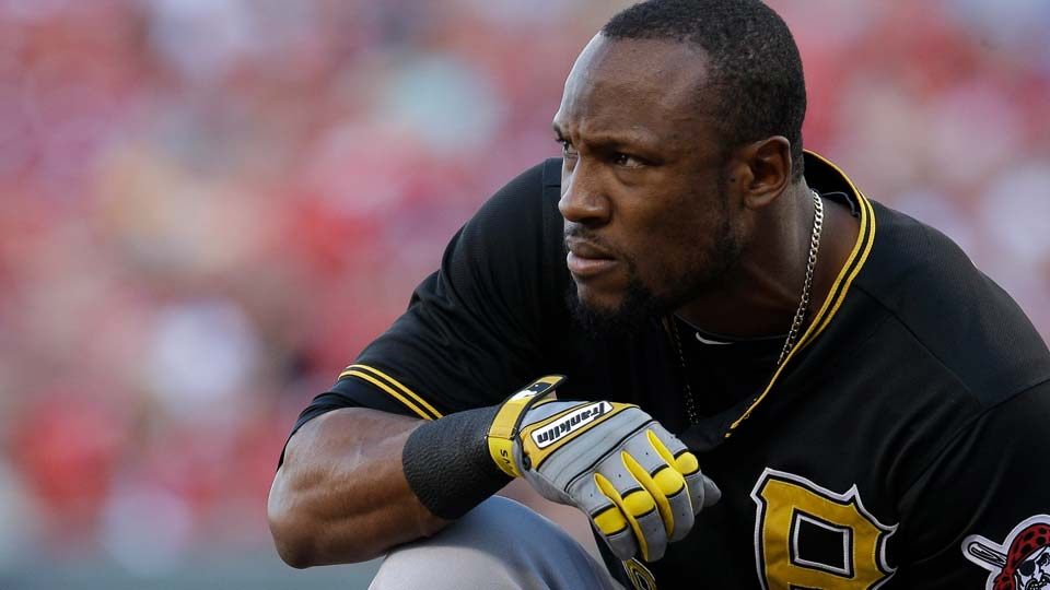 Pittsburgh Pirates' Starling Marte