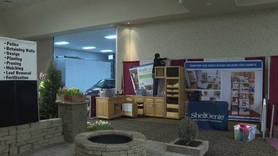 Tri County Home Show in Liberty