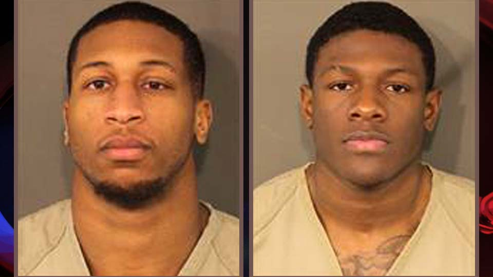 Amir Riep and Jahsen Wint, OSU football players, charged with rape