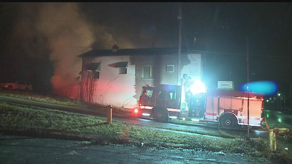 Arson investigators have determined that a fire at Youngstown club last week was intentionally set.