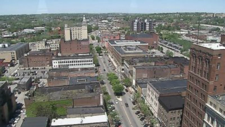 Two streets in downtown Youngstown will be closing for a sewer replacement project.