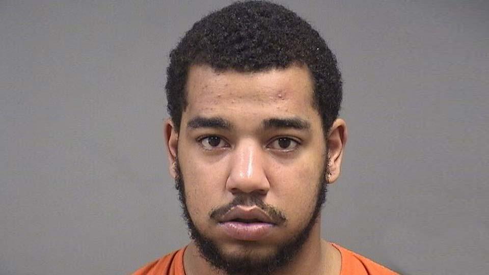 Emanuel Boyd, charged with murder in Boardman.