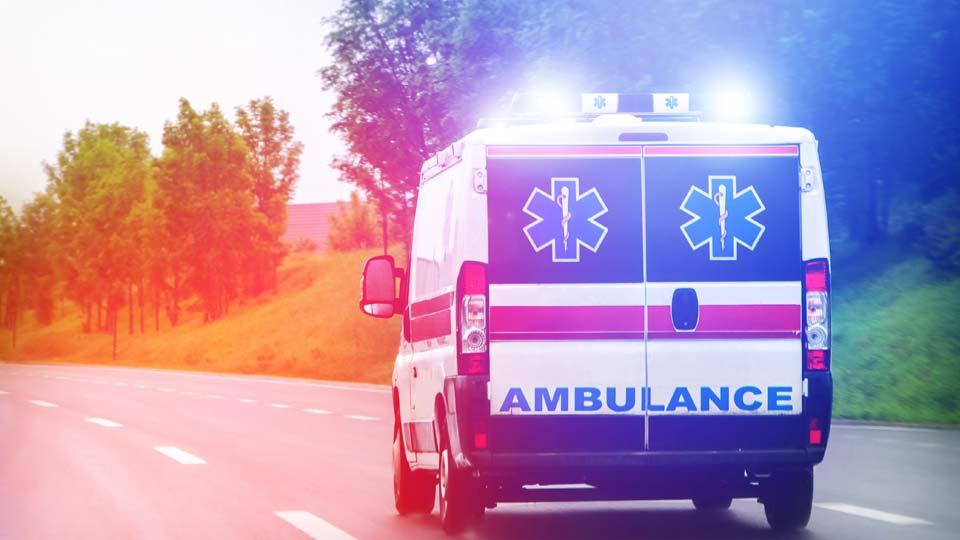 Ambulance Car Crash, generic