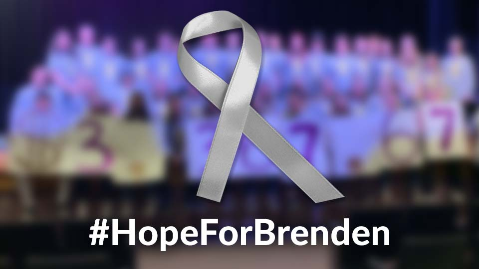 #HopeForBrenden, a series of fundraisers for Waterloo student suffering from brain cancer.