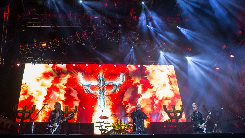 Judas Priest, Mexico Hell and Heaven Music Festival