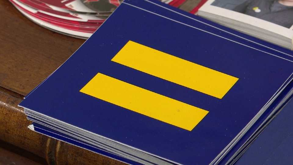 lgbtq equal sign