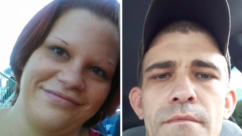 Matthew Withers and Megan Detchon outstanding Felony Warrants, Leetonia