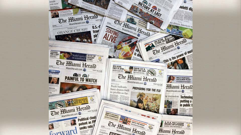 McClatchy files for bankruptcy protection