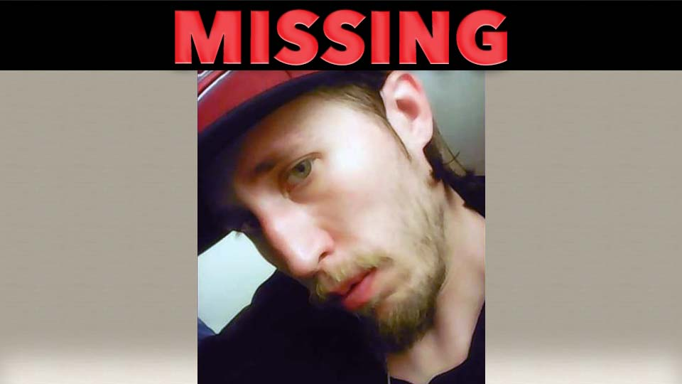 Missing person: Andrew Culver, Trumbull County.