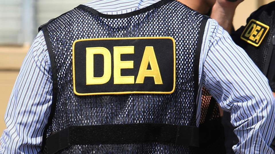Drug Enforcement Administration (DEA) agent