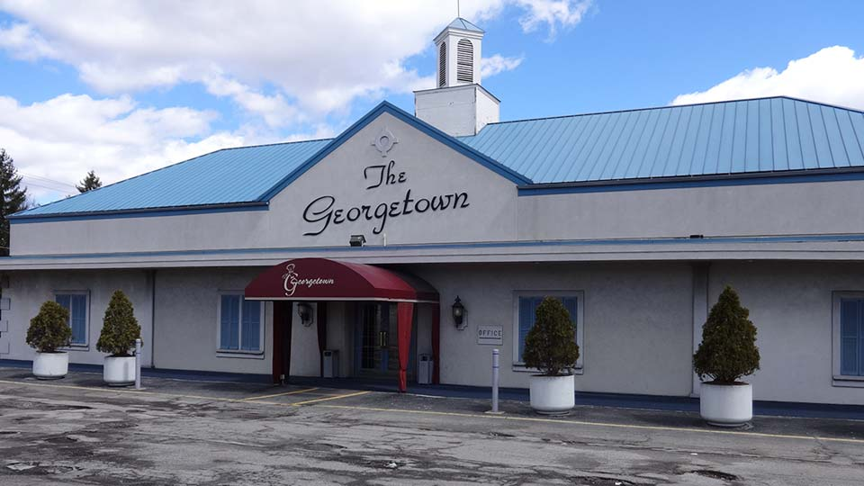 After 45 years in business, The Georgetown banquet center in Boardman is closed.