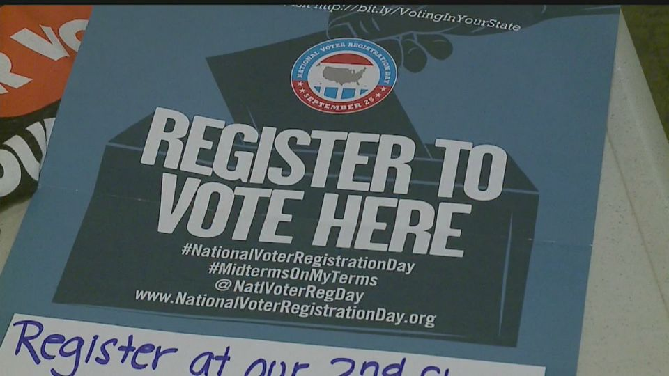 The Ohio deadline to register to vote in the presidential primary is Feb. 18.