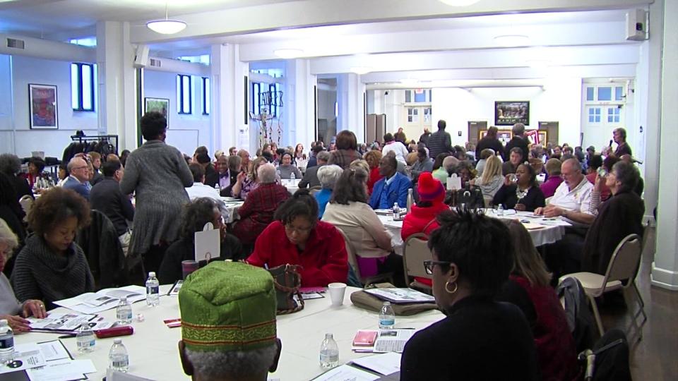 Youngstown white privilege forum