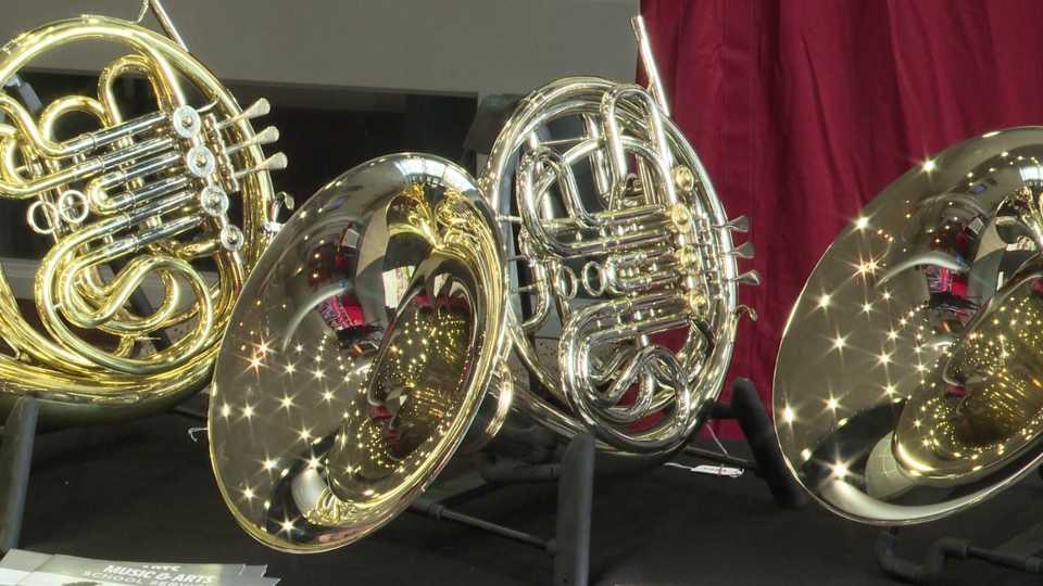 YSU horn day
