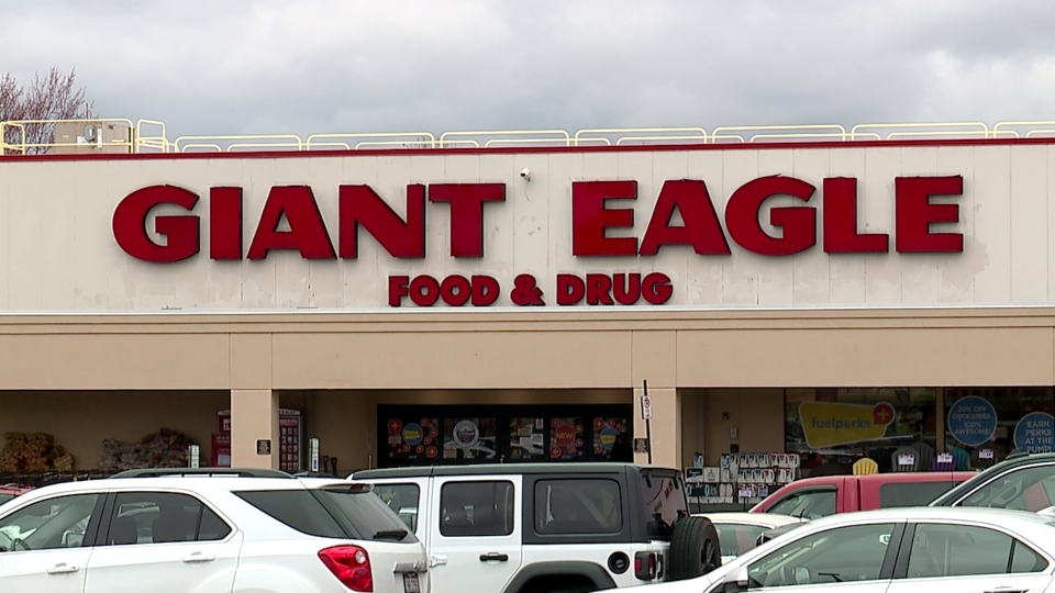 Boardman Giant Eagle.