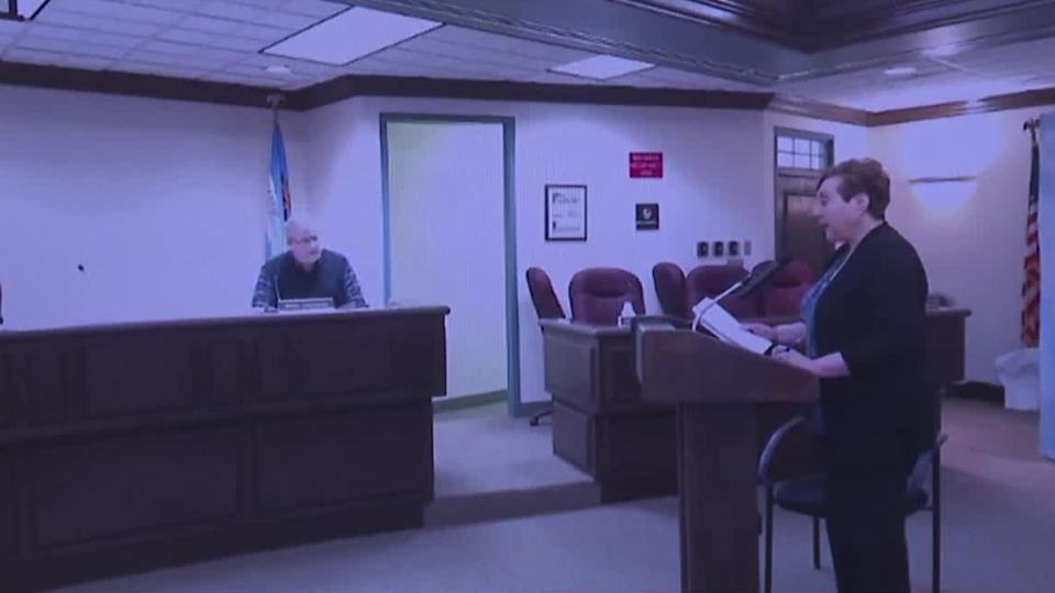 Boardman Township trustees livestream meeting