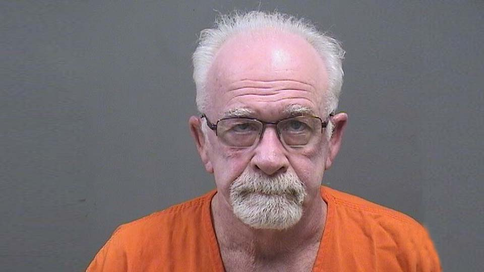 Donald Hernan, 63, of Bouquet Avenue, is in the Mahoning County jail on a charge of aggravated burglary.
