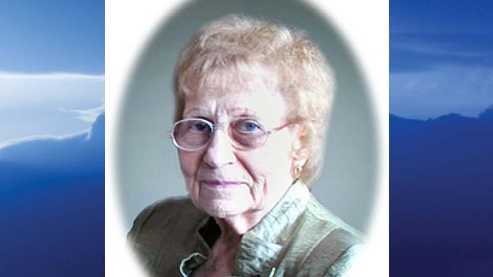 Helen Louise (Reken) Petrosky, Hermitage, Pennsylvania-obit