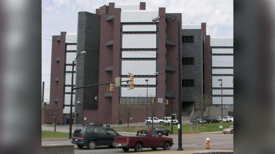 Mahoning County Jail