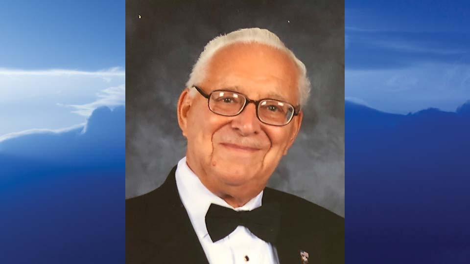 James Edward Itts, Canfield, Ohio-obit