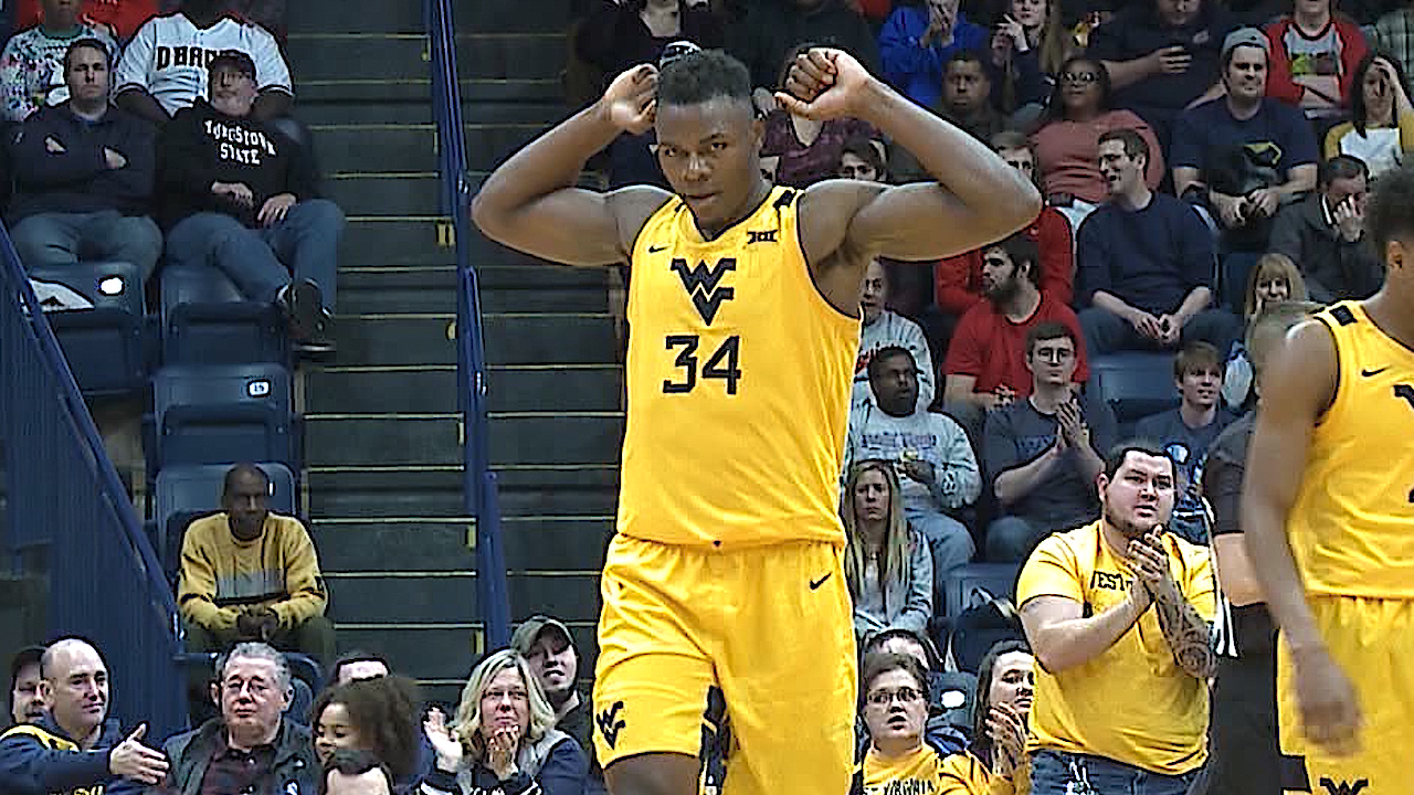 The former Kennedy Catholic standout officially declared for the NBA Draft Wednesday, but can return to West Virginia if he chooses.
