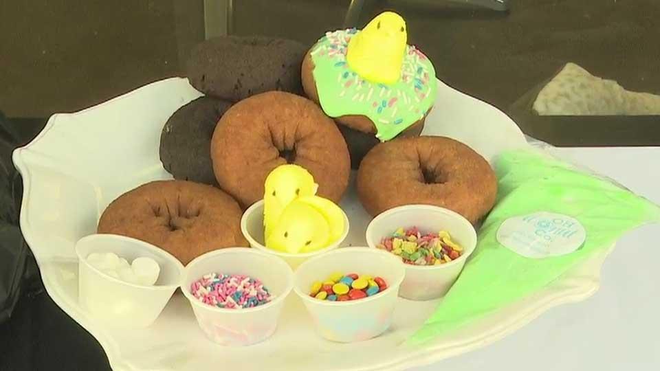 take home donut kits