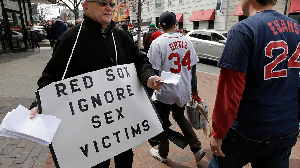 Racial Injustice Red Sox Abuse Race