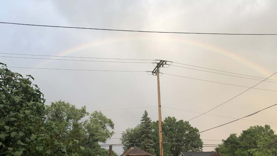 Rainbow, Star, Youngstown