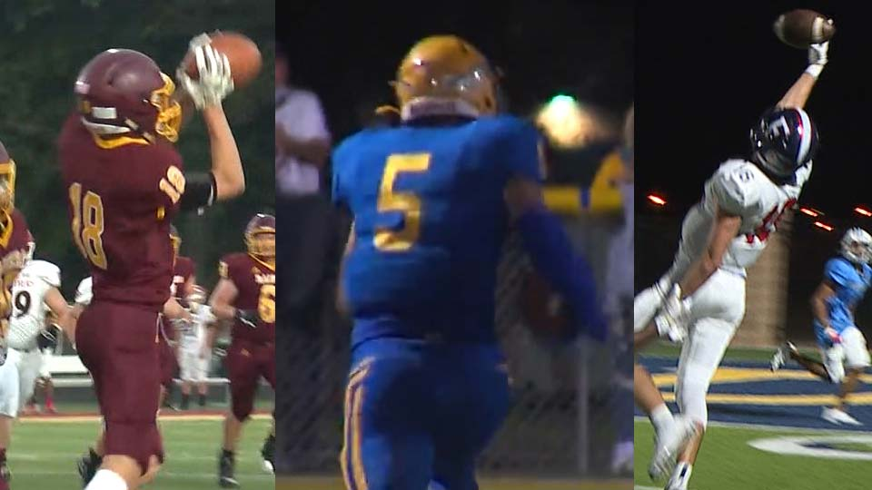 Top Plays of the Week, Week 3 High school football