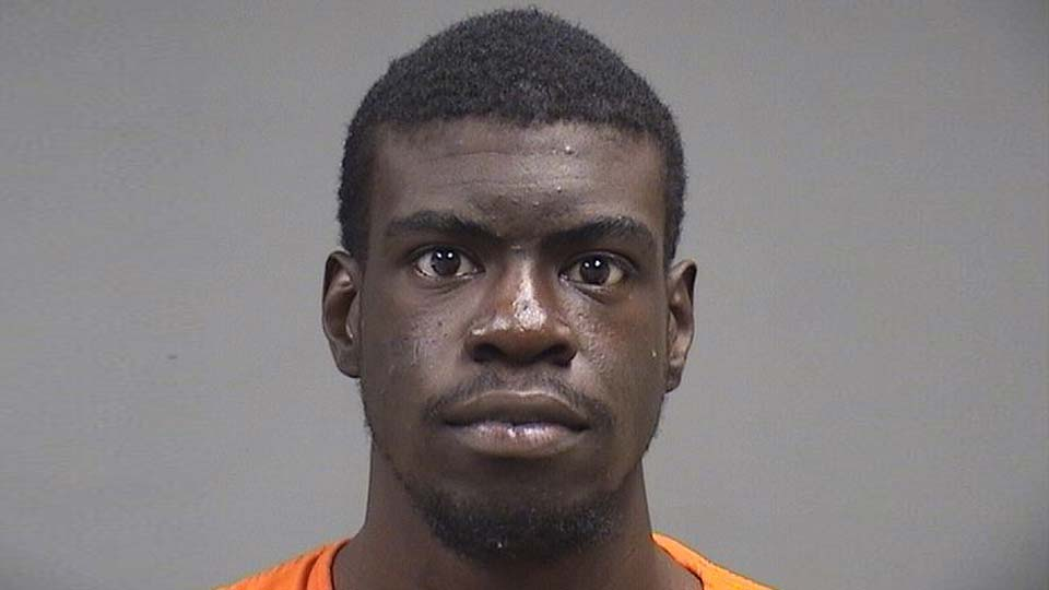 Traeshaun Turner, charged with a shooting in Youngstown.