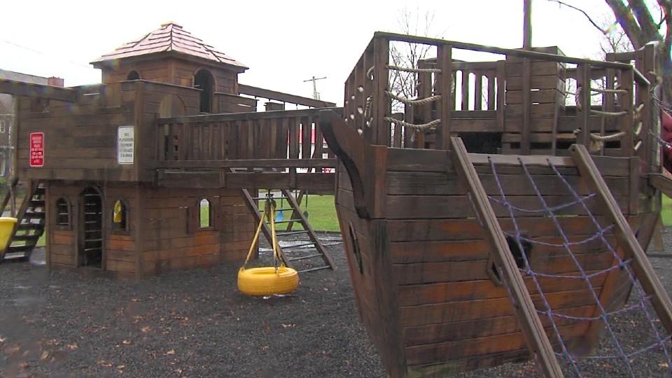 Leetonia Wick Park playground