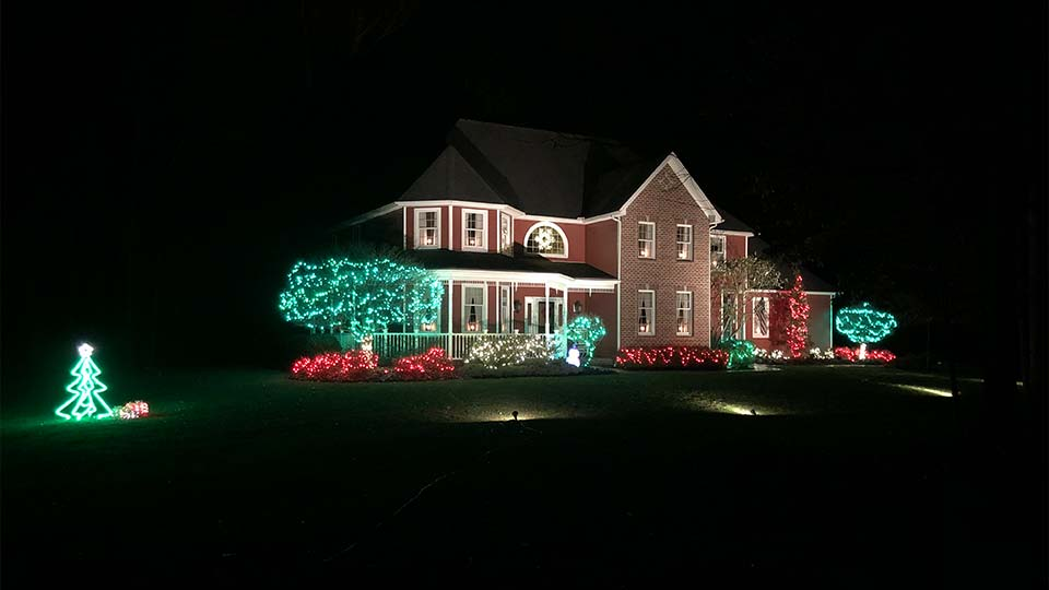 Canfield Christmas Lights