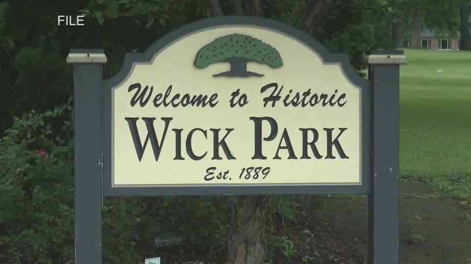 Wick Park, Youngstown