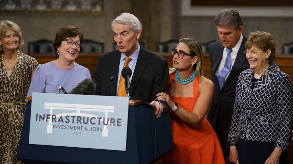 Congress Infrastructure