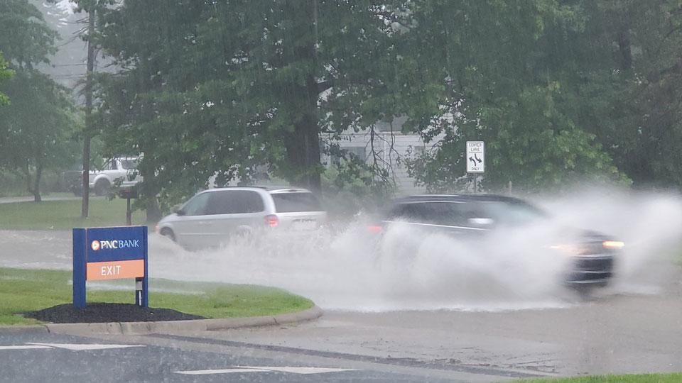 Struthers flooding