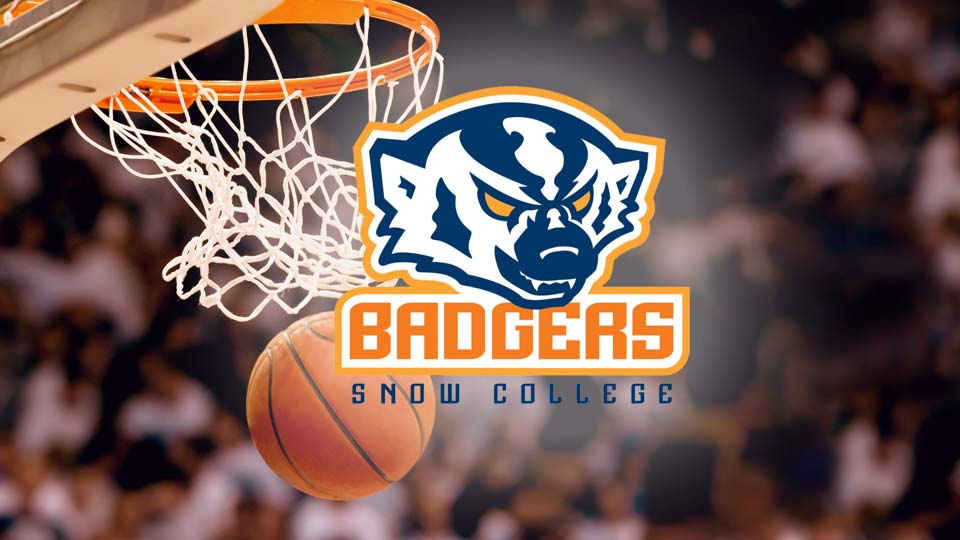 Snow College Badgers Basketball