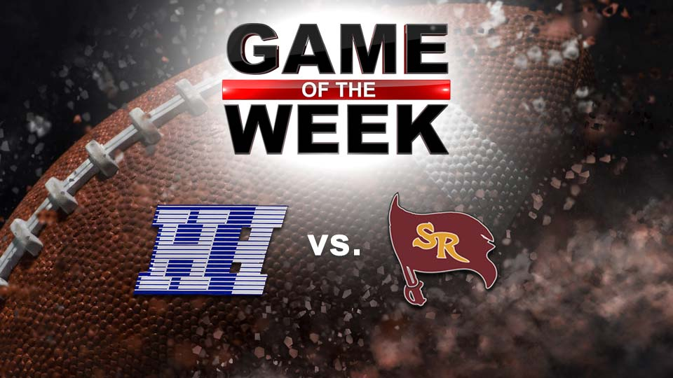 Hubbard vs South Range Raiders high school football Game of the Week