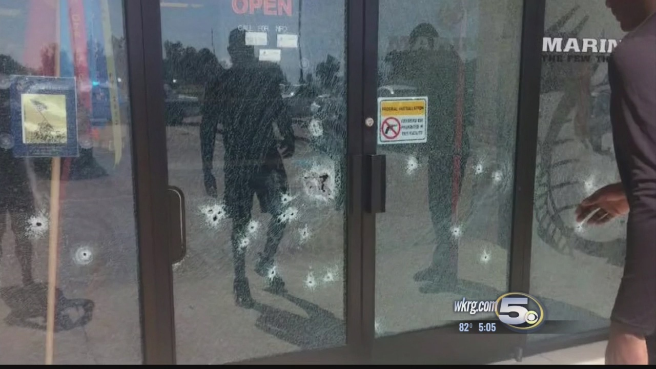 Alabama Will Arm Guardsmen in Wake of Chattanooga Attack