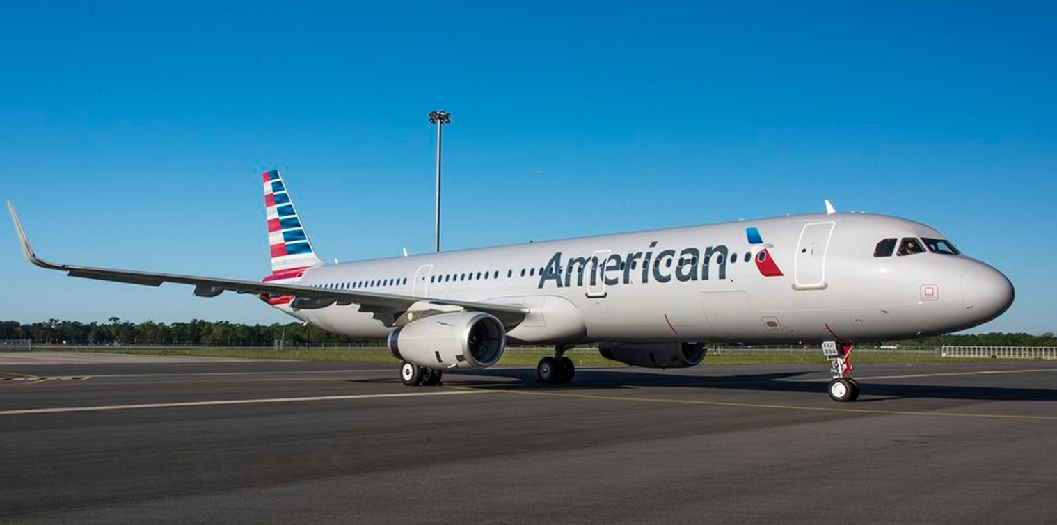 Airbus American Airlines A321_193905