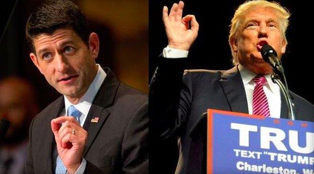 Donald Trump Paul Ryan_194173