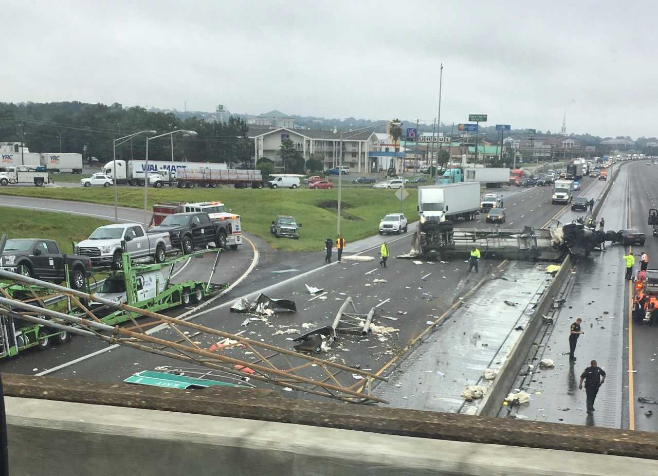 I65 Accident – WKRG News 5
