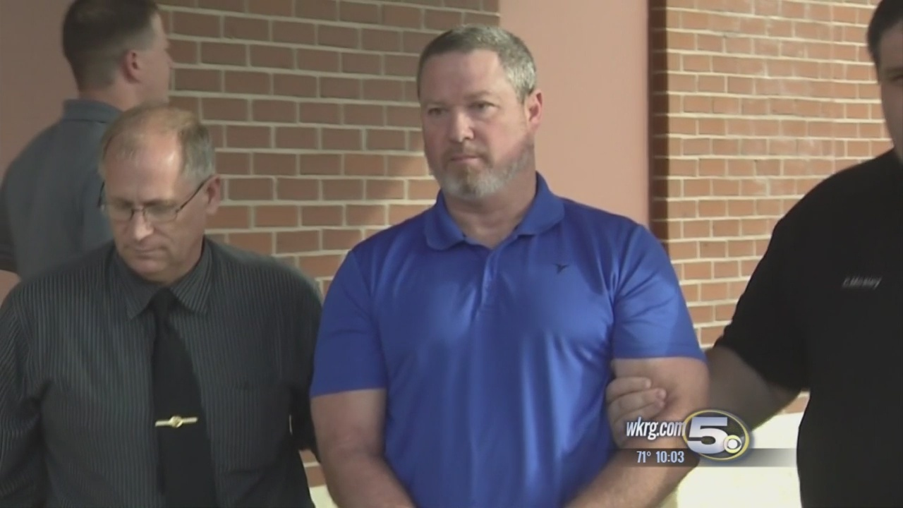Baldwin County Teacher Released From Jail On Sodomy Sex