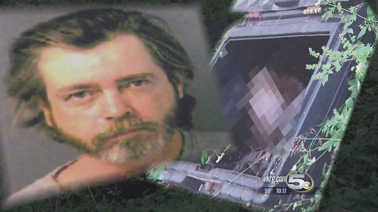 COLD CASE: Man killed and stuffed in tool box