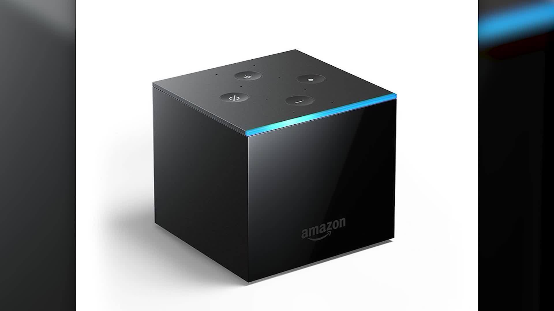 Amazon unveils nearly hands-free streaming TV device