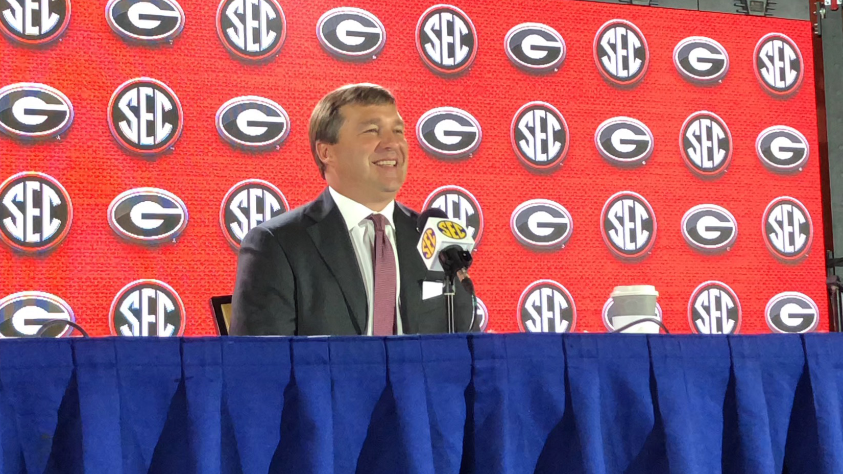 kirby smart at sec media days 2018_1531842426588.png.jpg