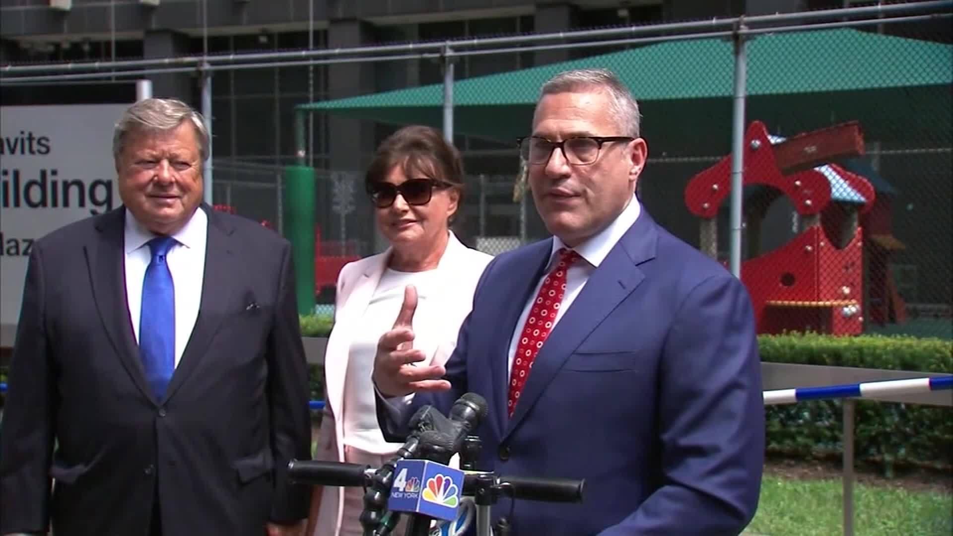 Melania Trump's parents are sworn in as US citizens