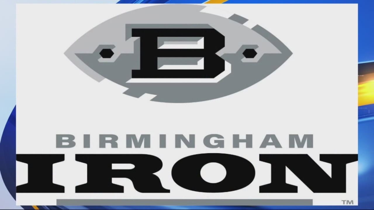 Birmingham's pro football team is called the Birmingham Iron!