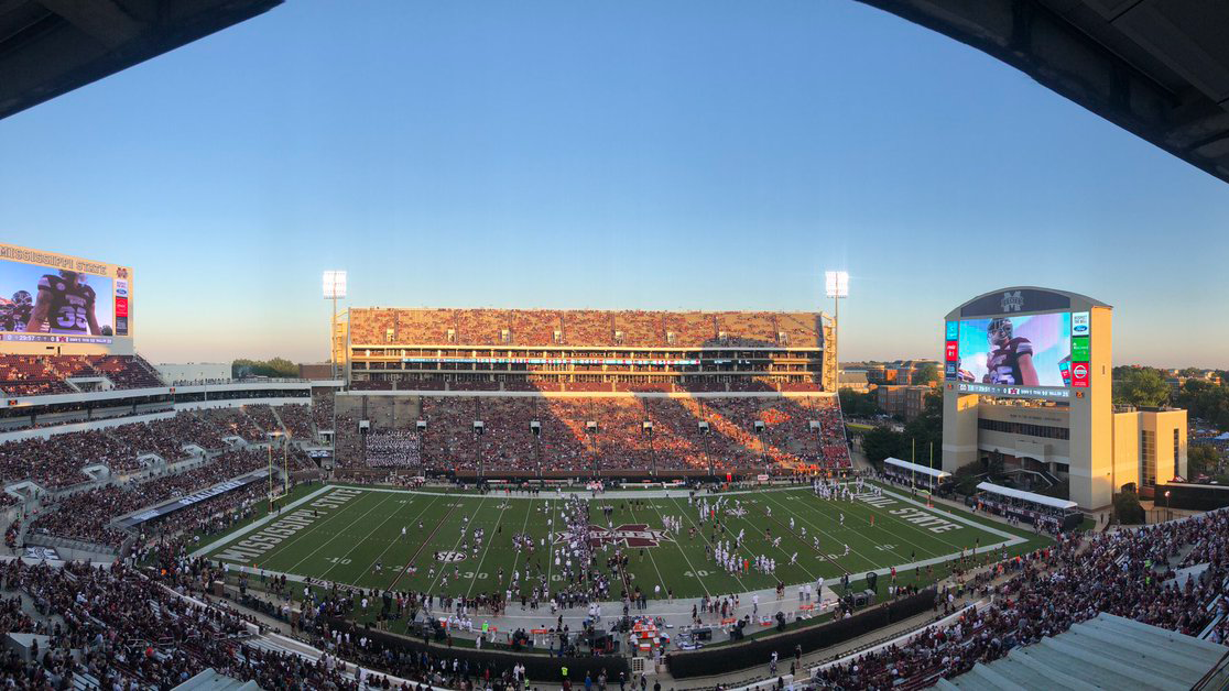 Mississippi State football stadium